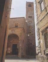 Torre del Pubblico e cattedrale