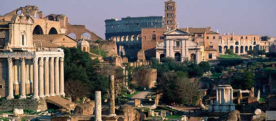 Lazio turismo - Informazioni turistiche sulla regione