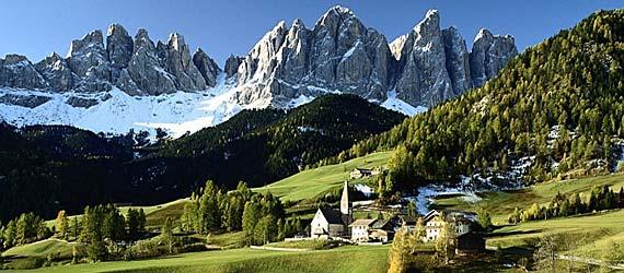 La montagna in italia for Vacanze nord italia montagna