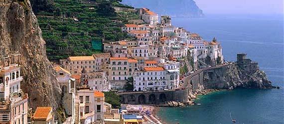 La penisola sorrentina itinerario turistico vacanze for Separa il golfo di napoli da quello di salerno